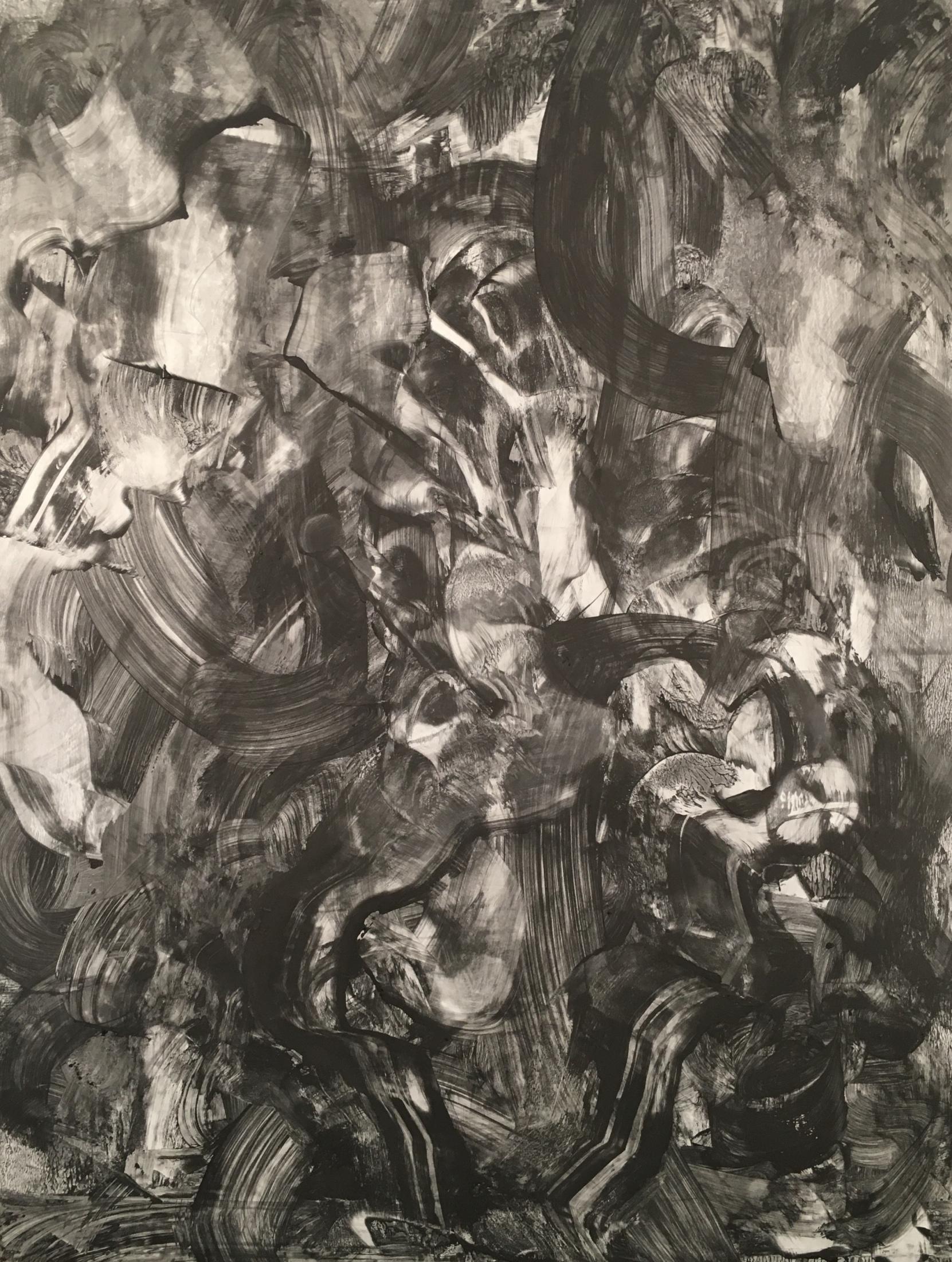 """graphite 2017 26x20"""""""